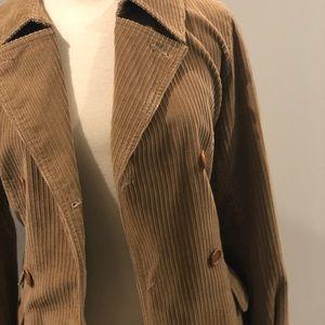 J. Crew Jackets & Coats - J Crew Corduroy Coat